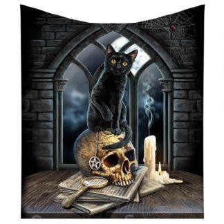 Spirits of Salem Throw