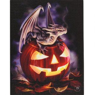 Trick or Treat Canvas Picture