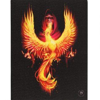 Phoenix Rising Canvas Picture