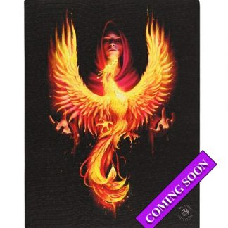 Phoenix Rising Canvas Picture Coming Soon