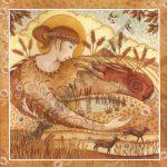 Lammas Goddess Festival Card