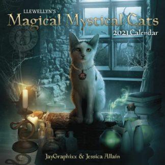 Magical Mystical Cats Calendar 2021