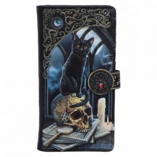 Spirits of Salem Embossed Purse
