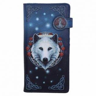 Guardian of the Fall Embossed Purse