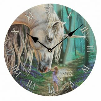 Fairy Whispers Clock