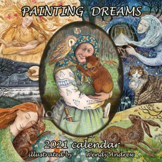 Painting Dreams Calendar 2021