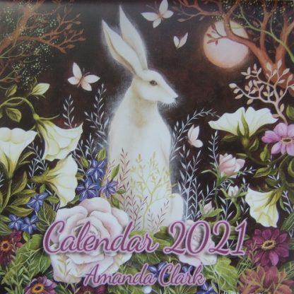 Amanda Clark Calendar 2021