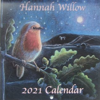 Hannah Willow Image Calendar 2021