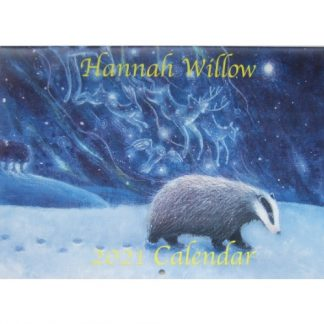 Hannah Willow Poetry Calendar 2021