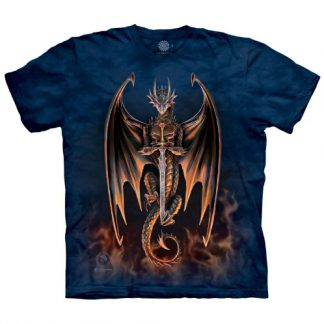 Dragon Warrior T Shirt