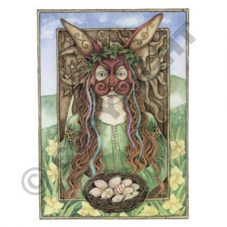 Eostre Card