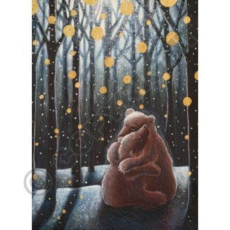 The Winter Hygge Card