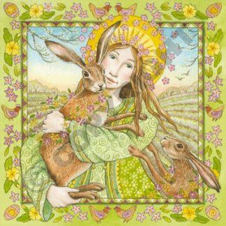 Lady Lepus Card