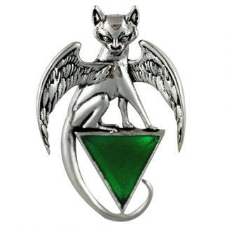 Feline Goddess Pendant